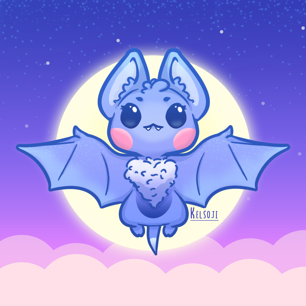 Kuwai - Vampire Fruit Bat